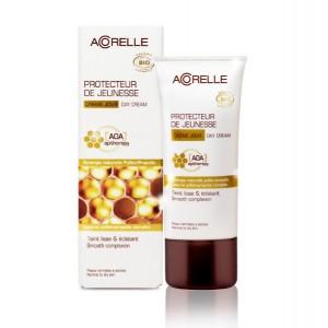 Био дневен антиоксидантен крем за нормална към суха кожа