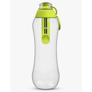 Бутилка за вода с филтър Dafi Зелена
