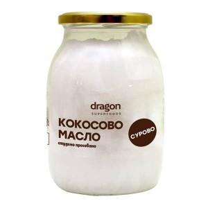 Био Кокосово масло/олио 1 л