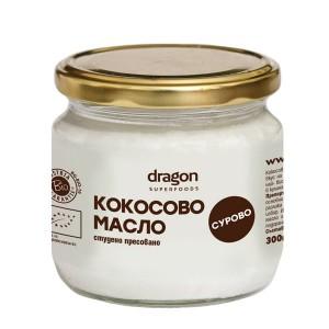 Био Кокосово масло/олио 300 мл