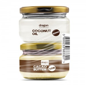 Комплект Кокосово масло и Какаово масло