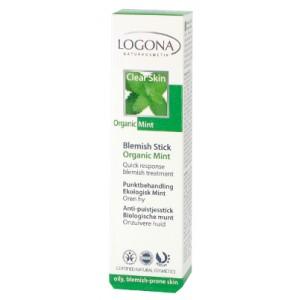 Clear Skin антибактериален флуид-четчица Био Мента