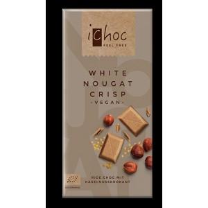 Шоколад с Бяла Нуга ВЕГАН