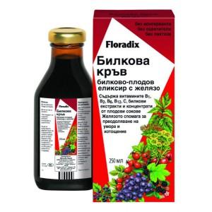 Floradix Билкова Кръв