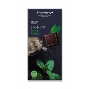 Шоколад Мента и Мака