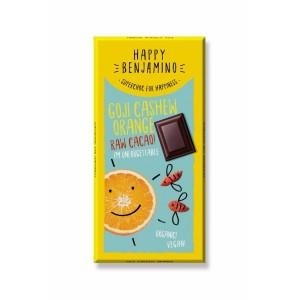 Суров шоколад Годжи, Кашу и Портокал