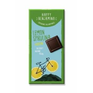 Шоколад Спирулина и Лимон