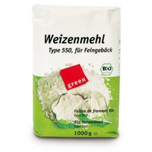Био Брашно пшенично, бяло (тип 550)