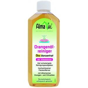 Портокалово масло - почистващ препарат