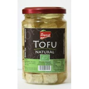 Био Тофу в буркан, натурално