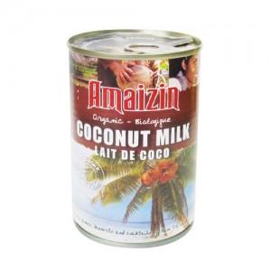 Био Кокосово мляко за готвене